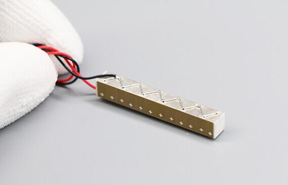 piezo stack actuator