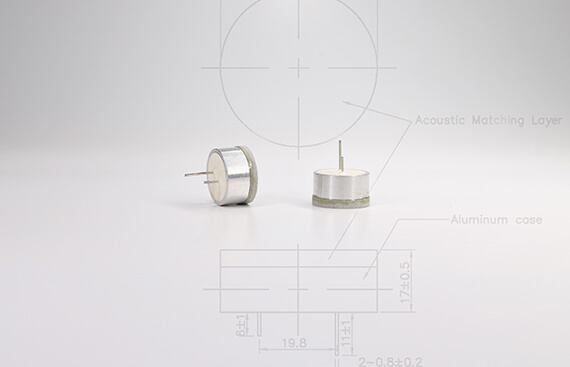 Industrial Ultrasonic Sensor